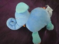 Doudou elephant bleu orange   IKEA