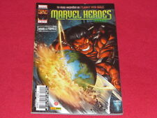 MARVEL HEROES EXTRA 9 HULK PANINI COMICS TRES BON ETAT