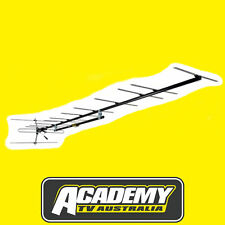 ATVD14 DIGITAL VHF SUPER FRINGE HIGH GAIN ANTENNA FOR DIFFICULT RECEPTION AREAS