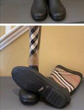 burberry rain boots 8