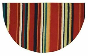"""Everywhere Stripe Accent Rug, Multicolor, 1'7""""x2'8"""""""