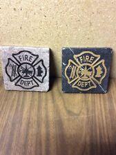 Fire Dept Tiles 4x4 Inch