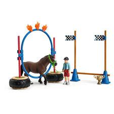 Schleich 42482 - Pony Agility Race - NEW!!