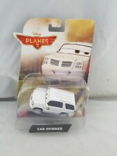 Disney Planes 2 Cad Spinner Diecast New Pixar cars
