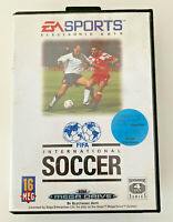 Sega Mega Drive - FIFA International Soccer - original case and instructions