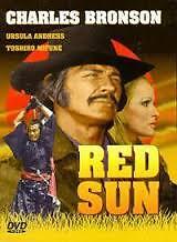 Red Sun (DVD), Region-4, Like new (Original Disc), Free shipping