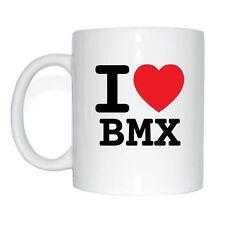 I Love BMX taza de café Taza