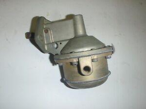 REBUILT USA MADE Fuel Pump 58 Edsel Citation Corsair 58 59 60 Mercury V8 # 4449