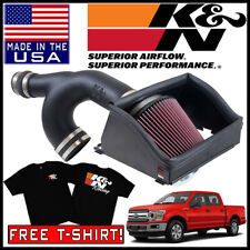 Velocity Concepts Black Short Ram Air Intake Kit Filter 97-03 For Ford F-150 with 4.2L V6 Engine