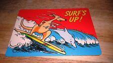 Coolangatta-Surf's Up-Cartoon-Postcard-1970's- W604A-Aust Collector's Choice.