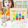 Obstpaarungsspiel Lernspielzeug Kinder Holz Montessori Training Kinder Geschenk
