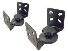 1 Paar Wandhalterung für Lautsprecher Boxen Heimkino Stereo-Boxen Halterung