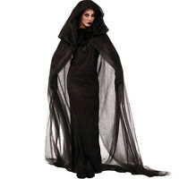 Ladies Witch Women Costume Adult Sexy Swashbuckler Wench Cosplay Fancy Dress SF