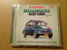 CD / DE POPULAIRSTE MEEZINGERS ALLER TIJDEN: ITALIE, ITALIAANS