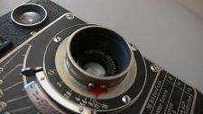 Siemens C 16mm Filmkamera mit Hugo Meyer Plasmat 1,5/20mm sehr selten