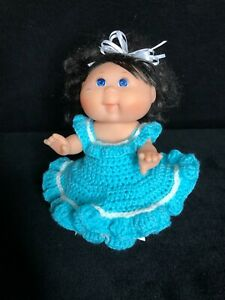 """CABBAGE PATCH KIDS 8""""  HARD BODY GIRL  1999 MATTEL CUSTOM CLOTHES"""