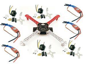 F450 Quadcopter Kit Frame RHD A2212 800KV motor 30A ESC Simonk