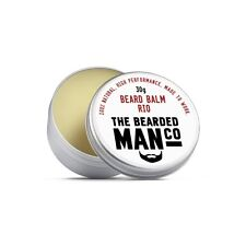 Beard Balm 30g RIO Conditioner Male Grooming Hold Moisturiser Psoriasis Dry Skin