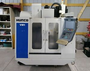 Hurco Model VM1 CNC Vertical Machining Center, New in 2006.