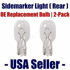 Sidemarker (Rear) Light Bulb 2pk - Fits Listed Eagle Vehicles - 916