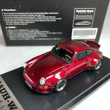 1/60 Modelcollect MC Porsche 930 RWB Duck Tail Red MC640002K