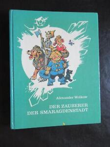 Der Zauberer der Smaragdenstadt Wolkow Märchen DDR Kinderbuch