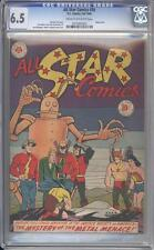 ALL-STAR COMICS 26 - CGC 6.5 Classic Robot Cover - DC Comics