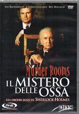 MURDER ROOMS - IL MISTERO DELLE OSSA - DVD (NUOVO SIGILLATO)