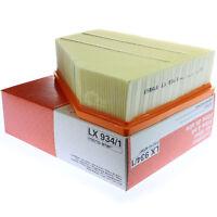 Original MAHLE / KNECHT Luftfilter LX 934/1 Air Filter