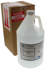 Chemworld DeIonized Water (Type II) - 1 Gallon