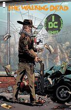 Walking Dead #1 15th Anniversary IDC COMICS Variant 10/10/18