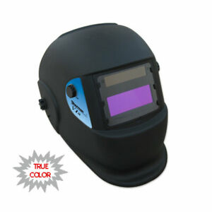 Sherman V1A Professional Auto Darkening Professional Welding Mask Solar Helmet