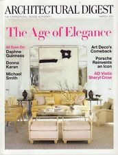Architectural Digest March 2011 The Age of Elegance Sheryl Crow 021417DBE3