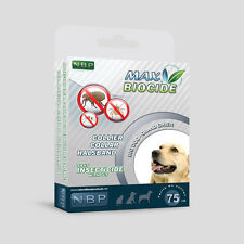 MAX BIOCIDE 75 cm BIG DOG BIOCIDE COLLAR WITHOUT INSECTICIDE