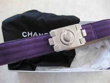 CHANEL Suede Belts for Women