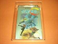 Super C BRAND NEW Factory Sealed VGA 85 for NINTENDO NES! H Seam Konami Contra 2