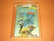 Super C BRAND NEW Factory Sealed VGA 85 for NINTENDO NES! H Seam Konami Contra 2