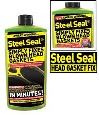 Steel Seal Permanent Head Gasket Repair Blown Gasket, cracked blocks,warped head