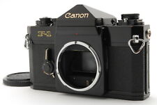 """"""" Exc +3 """" Canon F-1 SLR 35mm Film Camera Late Model Body Tested From JAPAN #884"""