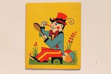 28201 vecchia bambini ausmalheft immagini QUADERNO Libro illustrato per 1930