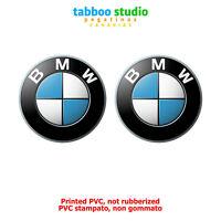 2 Adesivi logo BMW Motorrad stickers GS 1250 1200 moto pegatinas autocollants