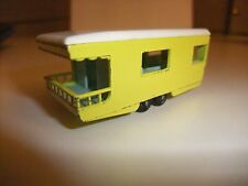 Matchbox Lesney #23 Trailer Caravan Good Condition