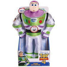 "Toy Story 4 Talking Buzz Lightyear Plush 13"" Disney Pixar"