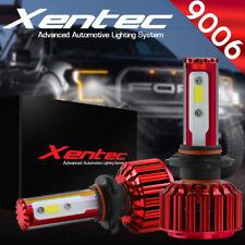 XENTEC LED HID Headlight Conversion kit 9006 6000K for 1990-1993 Infiniti Q45