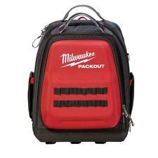 Packout Backpack 15 Inch 48 Pockets Tool Bag Storage Organizer Milwaukee Nylon