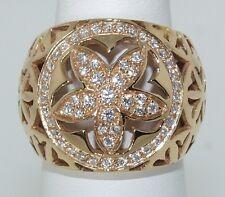LA NOUVELLE BAGUE 18 KT. ROSE GOLD & DIAMOND RING!!