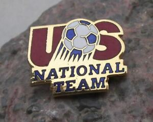 Soccer USA North American Football US National Team Sports Jacket Tie Pin Badge