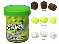 Berkley Gulp! Trout Pellet - Garlic Flavour