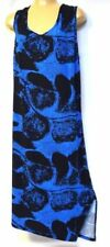 Polyester/Elastane Midi Sleeveless Dresses for Women