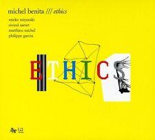 Eivind Aarset, Michel Benita - Ethics [New CD] Digipack Packaging